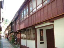 東の茶屋街