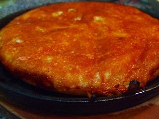 チーズチヂミ1