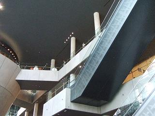 新国立美術館内部