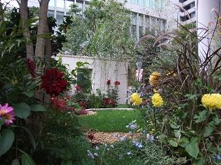 印象派の庭
