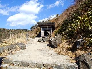 六道地蔵の小屋