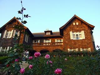 旧古河庭園の洋館2