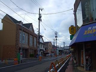 レンガ通り2