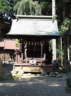 櫛引神社(神明社)