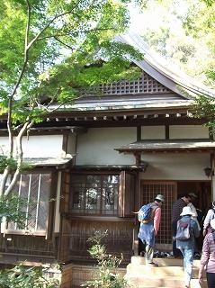 旧村川別荘 新館