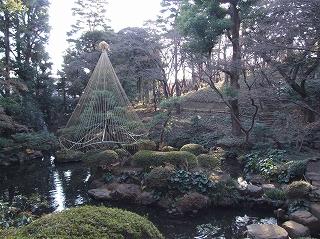 殿ヶ谷戸公園 弁天池