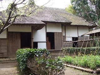 旧河原家屋敷