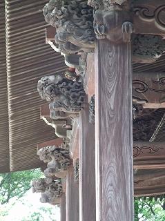 遊行寺獅子
