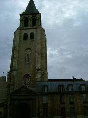 サン・ジェルマン・デュ・プレ教会