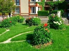 街角の花壇2