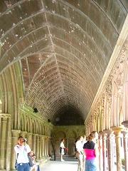 船底の回廊