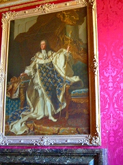 ルイ14世の肖像画